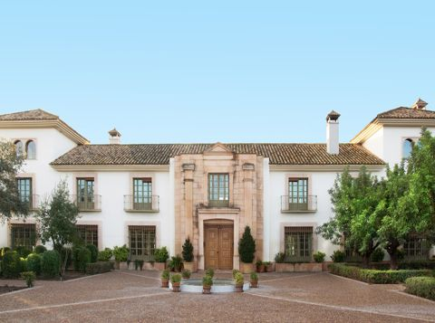 THE COUNTRY HOUSE IN CORDOBA  (Andalucía)