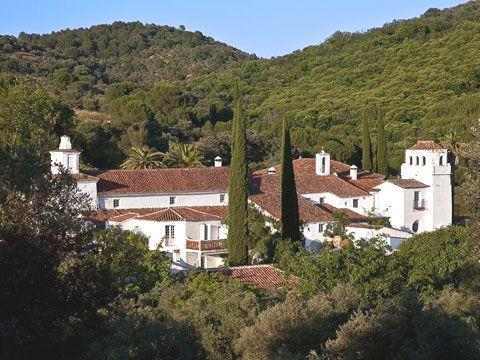 CORTIJO EN SIERRA DE CAZALLA                  (Andalucía)