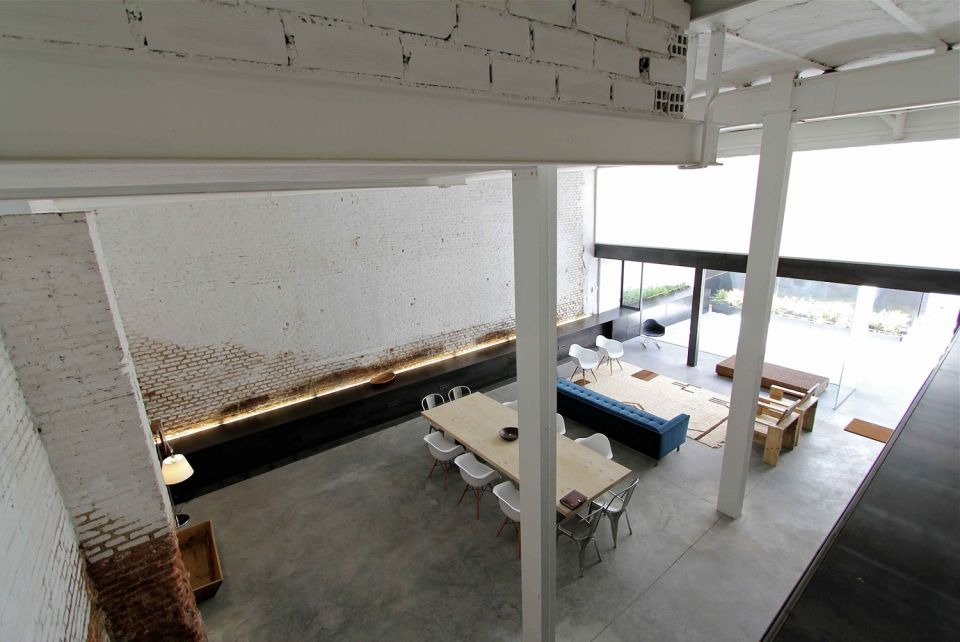 Organizaci n eventos espacios loft jardin en madrid - Lofts en madrid ...